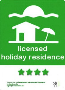 licensed holiday house